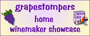 Grapestompers Home Winemaker Showcase