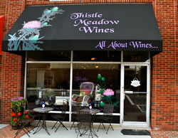 Photo of wine shop in Mooresville, NC